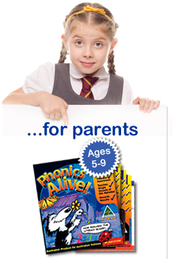 Phonics Alive Programs