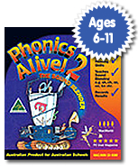 Phonics Alive 2 The Sound Blender