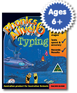 Phonics Alive Typing